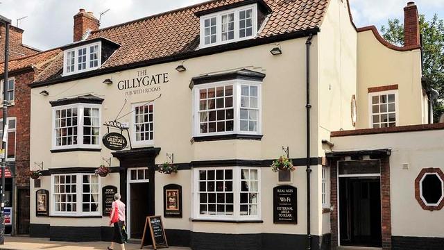The Gillygate Pub Around York